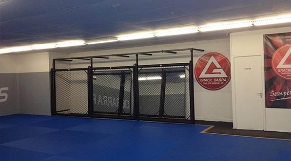 Cage pour MMA