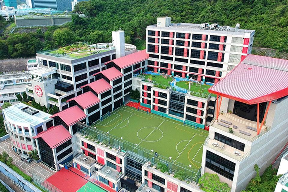 The Canadian International School of Hong Kong à Aberdeen, Canada